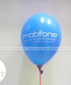 In logo bong bóng cho mobifone XV003