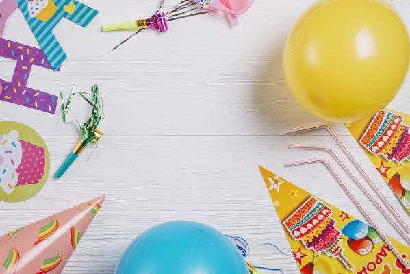 Banner trang trí sinh nhật