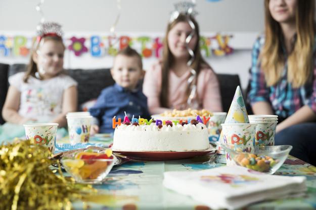 Giới thiệu về dịch vụ sinh nhật của Xinh Event