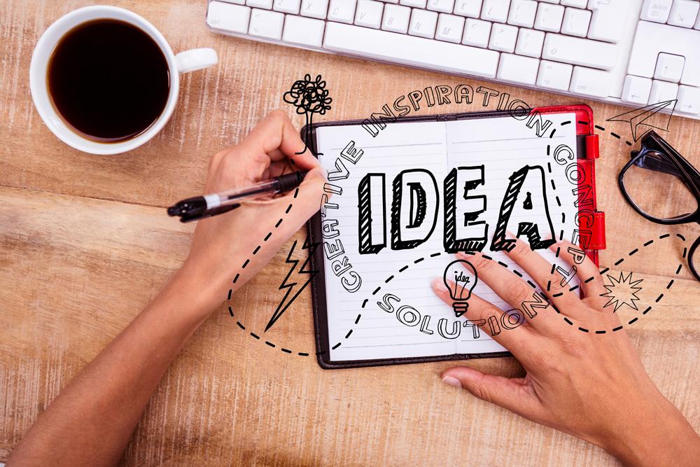 Lên ý tưởng và viết kịch bản tổ chức khai trương phải có nhiều ý tưởng và kinh nghiệm