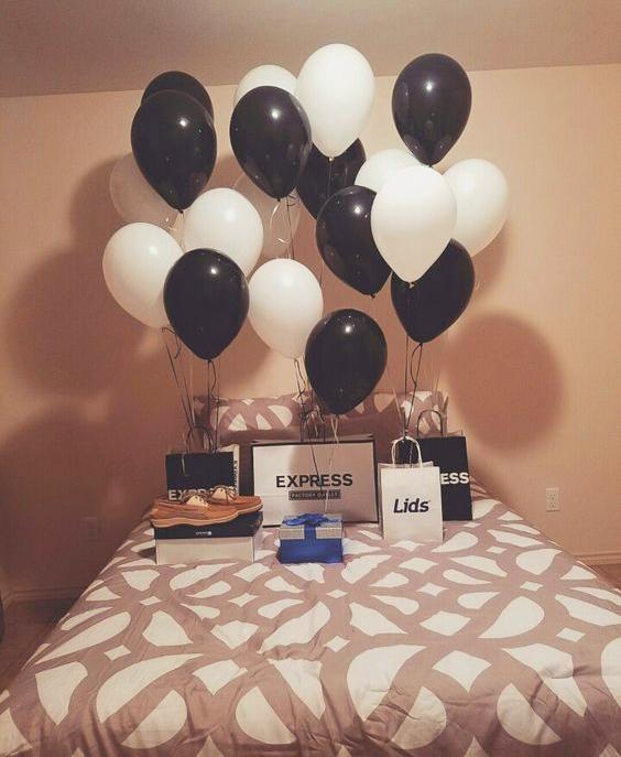 Tổ chức sinh nhật cho người yêu đơn giản tại nhà đẹp và tinh tế