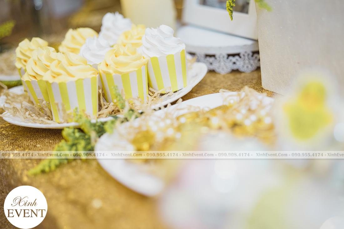 Tổ chức sinh nhật cho bé Lâm châu anh 1 tuổi - MAX01-006
