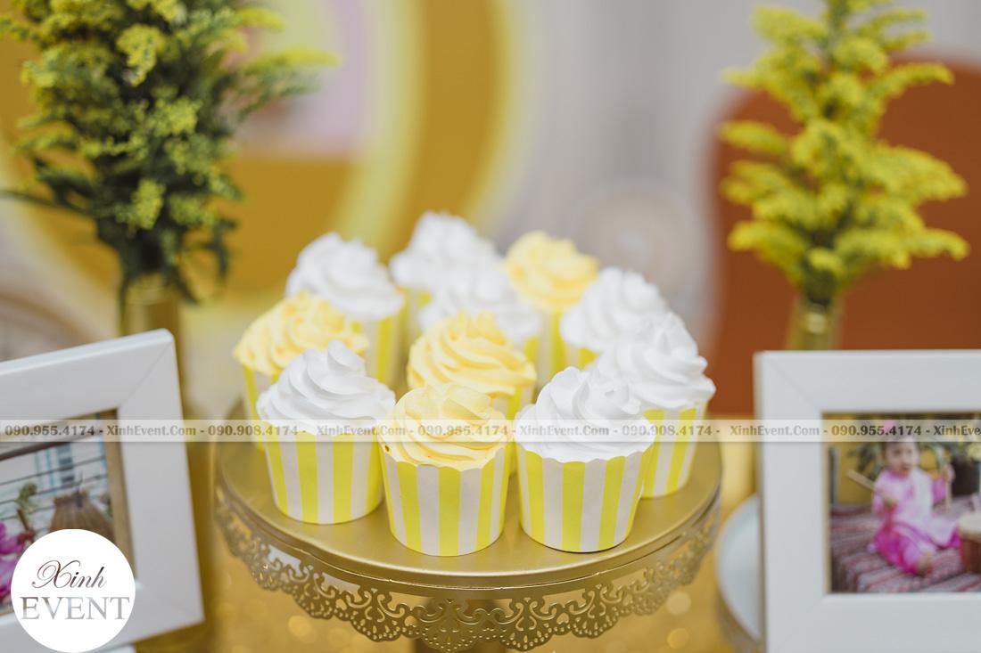 Tổ chức sinh nhật cho bé Lâm châu anh 1 tuổi - MAX01-011