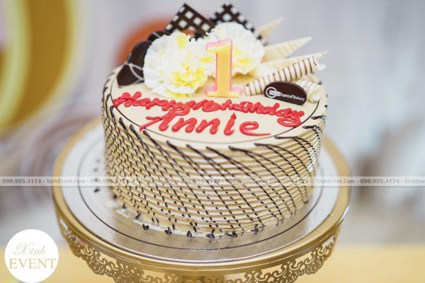 Tổ chức sinh nhật cho bé Lâm châu anh 1 tuổi - MAX01-014