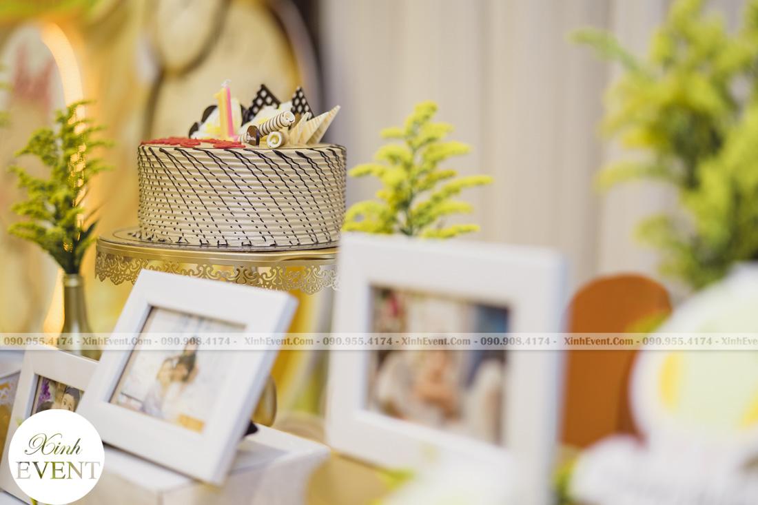 Tổ chức sinh nhật cho bé Lâm châu anh 1 tuổi - MAX01-024