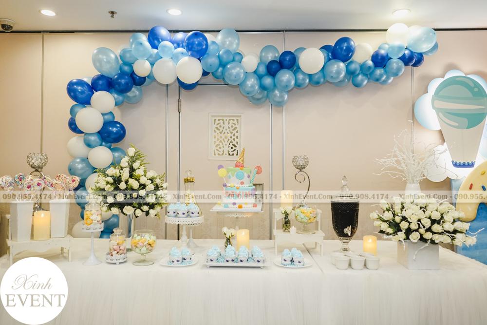 Tổ chức sinh nhật trọn gói cho bé Devin MAX02 - 006