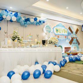 Tổ chức sinh nhật trọn gói cho bé Devin MAX02 - 008