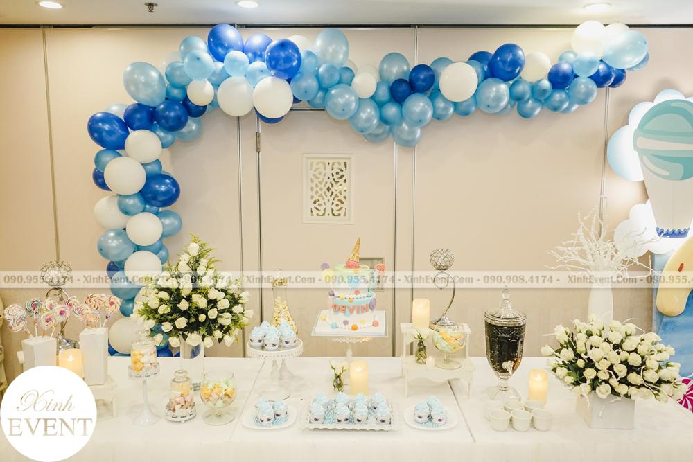 Tổ chức sinh nhật trọn gói cho bé Devin MAX02 - 011