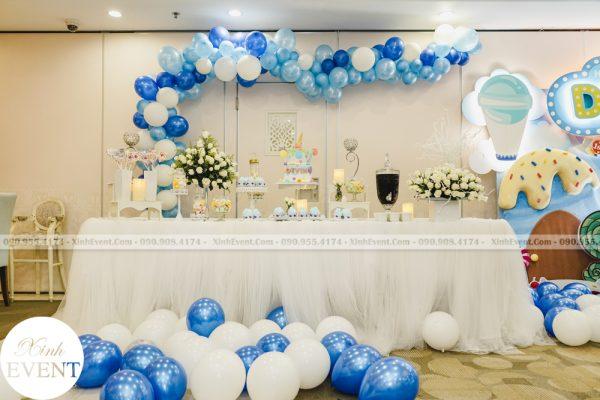 Tổ chức sinh nhật trọn gói cho bé Devin MAX02 - 016