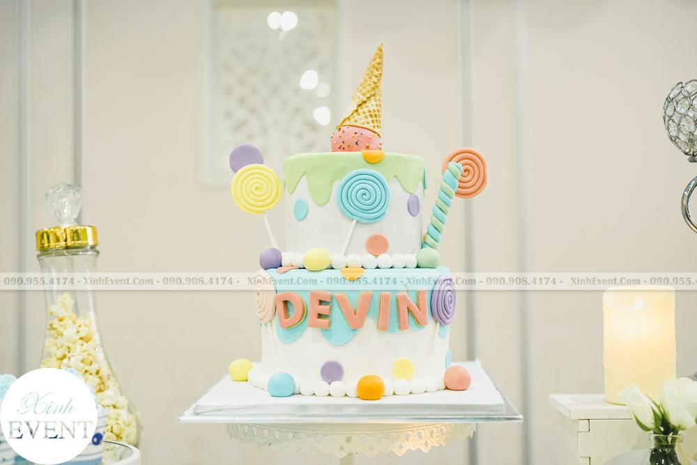 Tổ chức sinh nhật trọn gói cho bé Devin MAX02 - 018