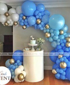 Trang trí bàn sinh nhật XV057