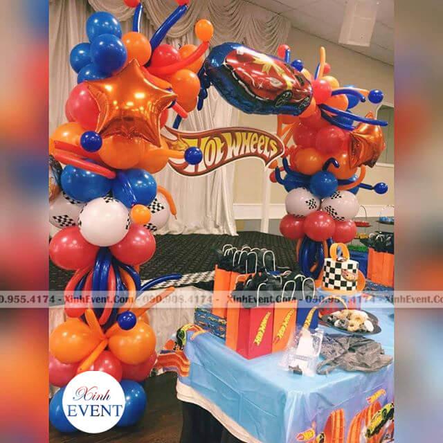 Dịch vụ trang trí sinh nhật cho bé Xinh Event