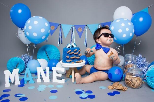 Cách trang trí phòng sinh nhật thật đẹp cho bé
