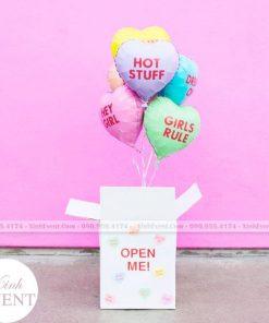 Hộp Surprise bất ngờ dành tặng cho người yêu XV104
