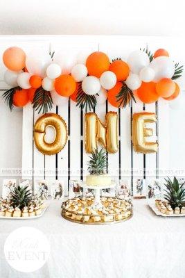 Tổ chức sinh nhật tại nhà cực vui và tiết kiệm cho bé hoặc chồng