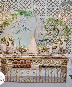 Bàn quà tiệc cưới vườn thượng uyển XV112