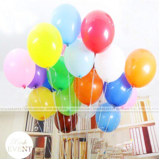 Bóng bay sinh nhật trang trí góc phòng XV129