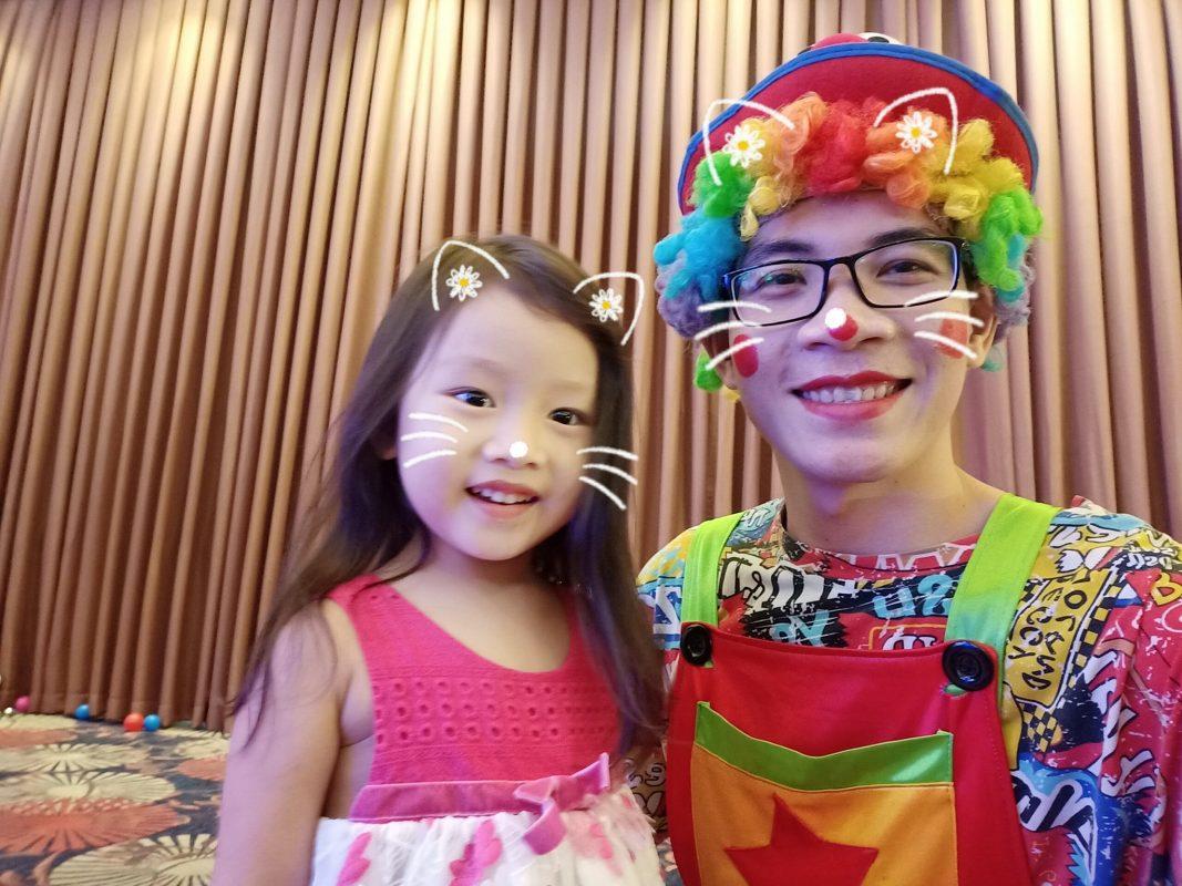 Dịch vụ trang trí sinh nhật Xinh Event