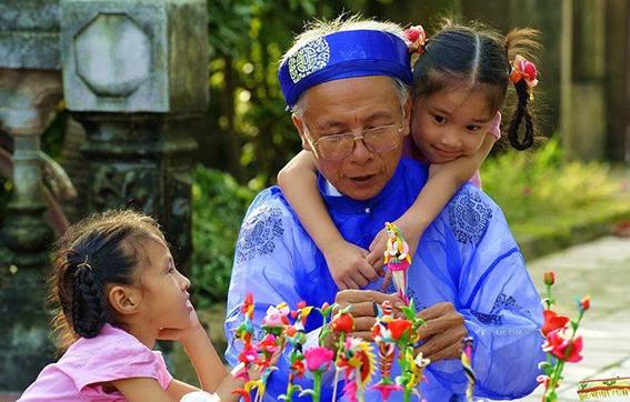 Trang trí sinh nhật với dịch vụ nặng tò he của Xinh Event