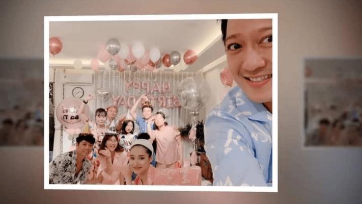 Dù sao Mười Khó đã có bữa tiệc sinh nhật đầy ý nghĩa