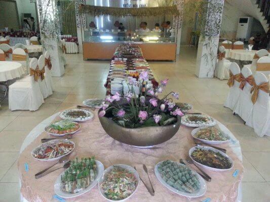 Nhà hàng Art Palace