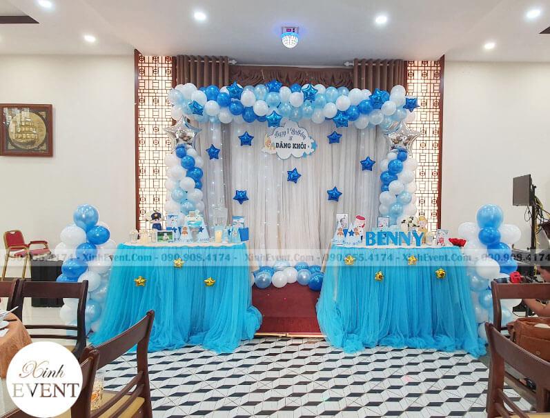 Tiệc sinh nhật bé Đăng Khôi