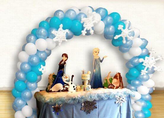 Ấn tượng với dịch vụ tổ chức sinh nhật cho bé tại nhà Từ A-Z của Xinhevent