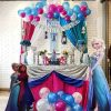 Bàn quà sinh nhật trang trí chủ đề Frozen XV266