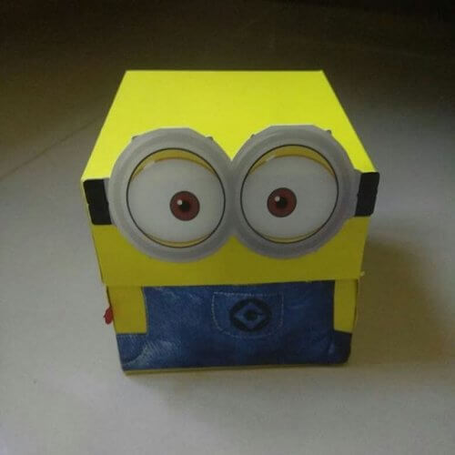 Hộp surprise Minion XV284
