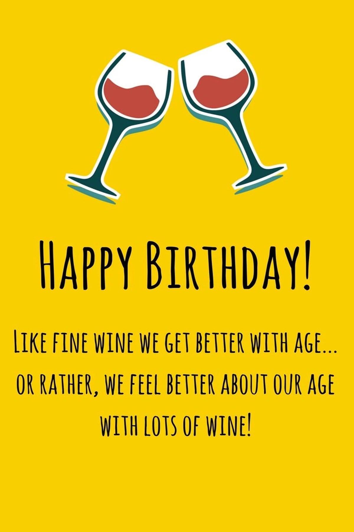 Lời chúc sinh nhật bằng tiếng Anh độc đáo