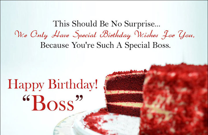 Những lời chúc mừng sinh nhật sếp bằng tiếng Anh thật ý nghĩa