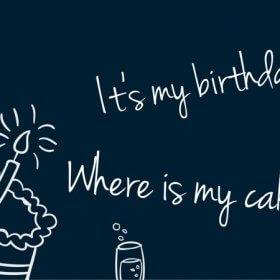 Top 20+ lời chúc sinh nhật bằng tiếng anh hài hước và độc đáo