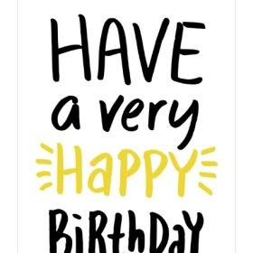 Tuyển tập lời chúc mừng sinh nhật bằng tiếng Anh độc đáo và thú vị
