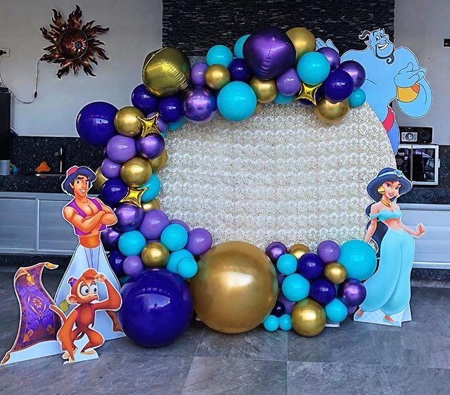 backdrop sinh nhật Aladin XV285