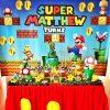 Bàn quà sinh nhật Super Mario XV300
