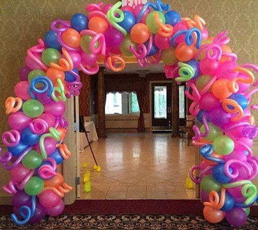 Cổng chào sinh nhật XV293
