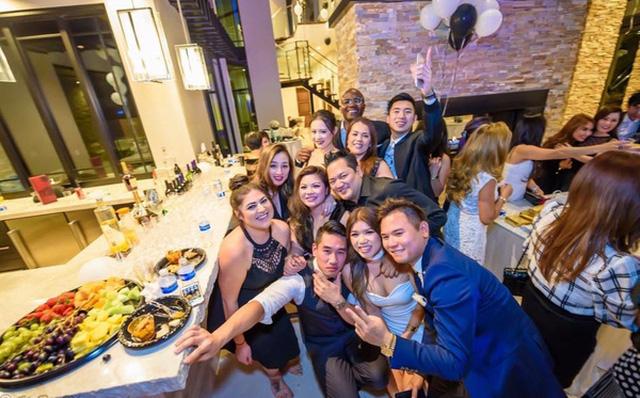 Kết thúc buổi tiệc sinh nhật