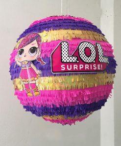 Pinata Lol phụ kiện trang trí sinh nhật bé gái XV336