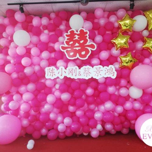 Backdrop bong bóng kiểu Trung Hoa XV390