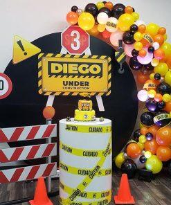 Bàn quà sinh nhật caution cho các bé trai XV519