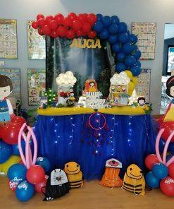 Bàn quà sinh nhật công chúa Lọ Lem XV422