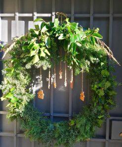 Vòng cây trang trí giáng sinh tại nhà XV488