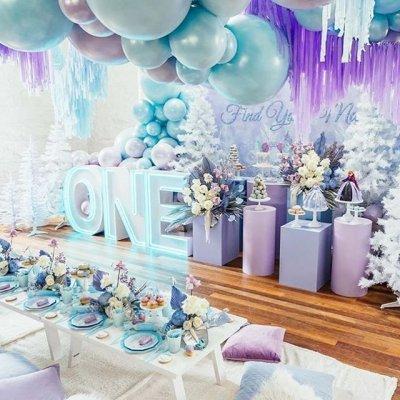 Trang trí sinh nhật nhân mùa giáng sinh XV446