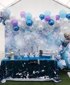 Bàn quà sinh nhật Frozen XV480