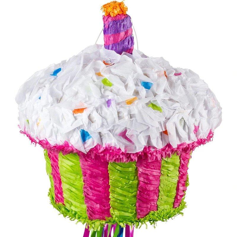 Pinata bánh kem phụ kiện sinh nhật XV535