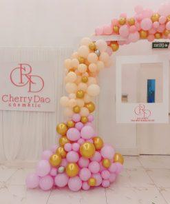 Tiểu cảnh khai trương văn phòng Cherry Dao XV482