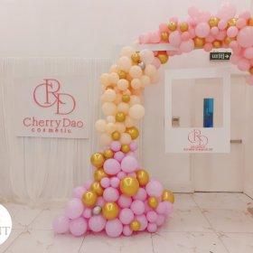 Tiểu cảnh khai trương văn phòng Cherry Dao