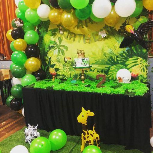 Bàn quà sinh nhật rừng rậm XV463