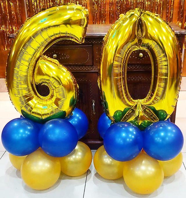 Phụ kiện trang trí sinh nhật tại nhà cùng backdrop tua rua XV605
