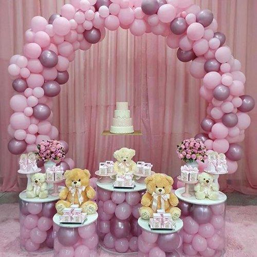 Bộ sản phẩm trang trí bàn quà sinh nhật tại nhà XV650